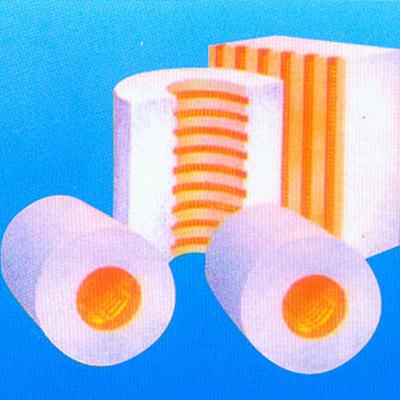 异性形多晶棉制品
