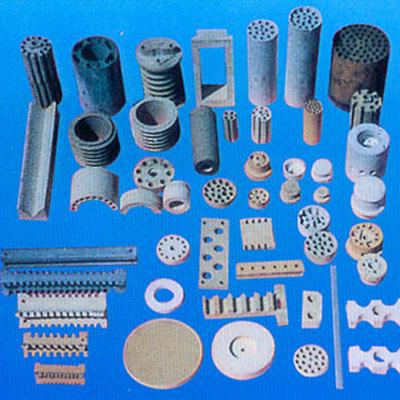 热压堇青石、碳化硅异形件