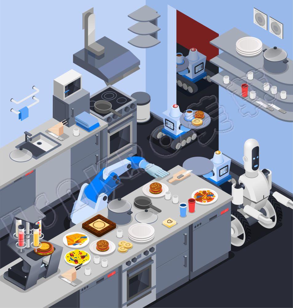 机器人厨房