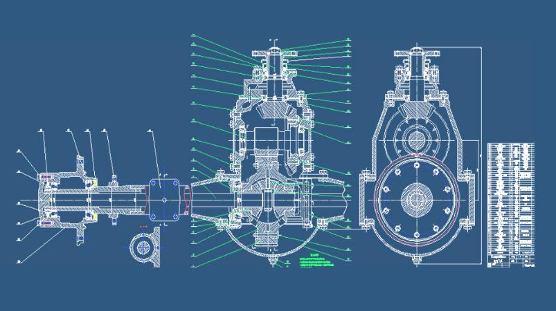 驅動橋之主減速器的設計要求