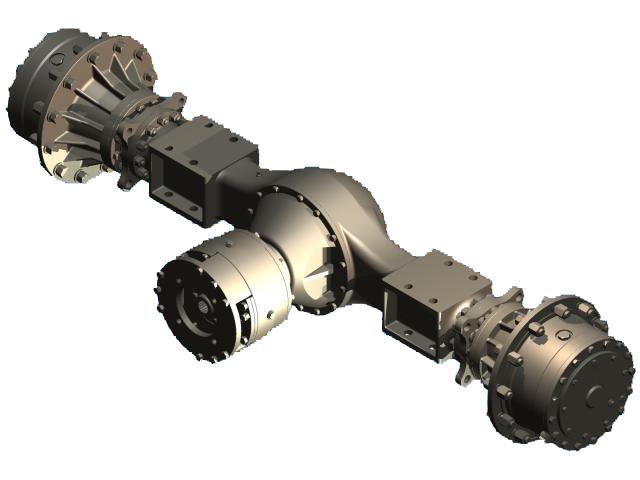 PR50·27.5压路机驱动桥