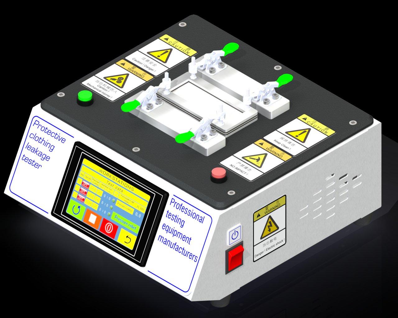 A324 防护服渗漏测试仪