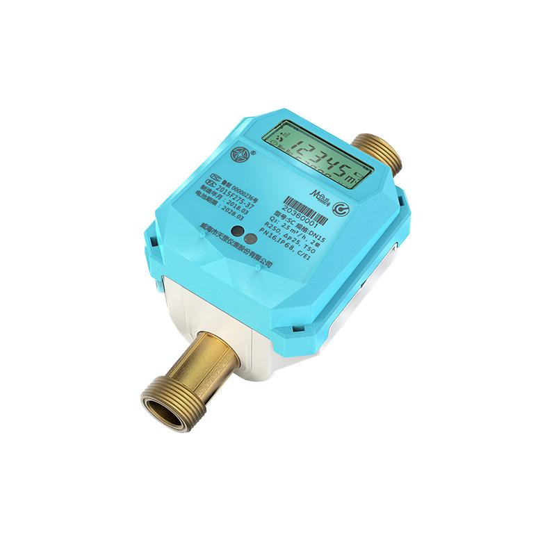 SC-A Ultrasonic Water Meter