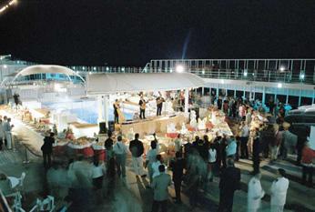 皇家加勒比海洋赞礼号游轮