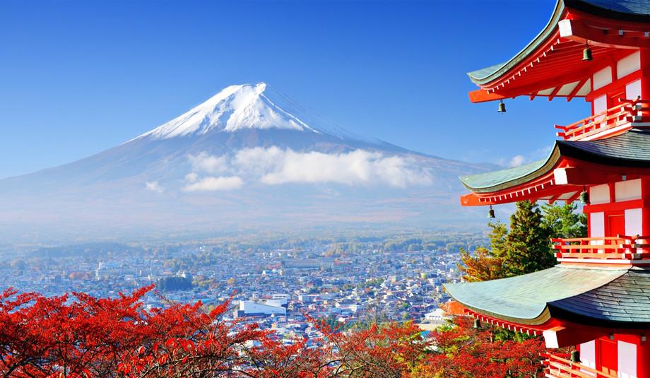 日本初印象6日游