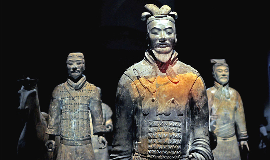 延安故事丨西安、兵马俑、延安、壶口双飞6日