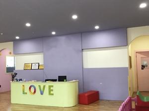 早教中心儿童家具合作案例
