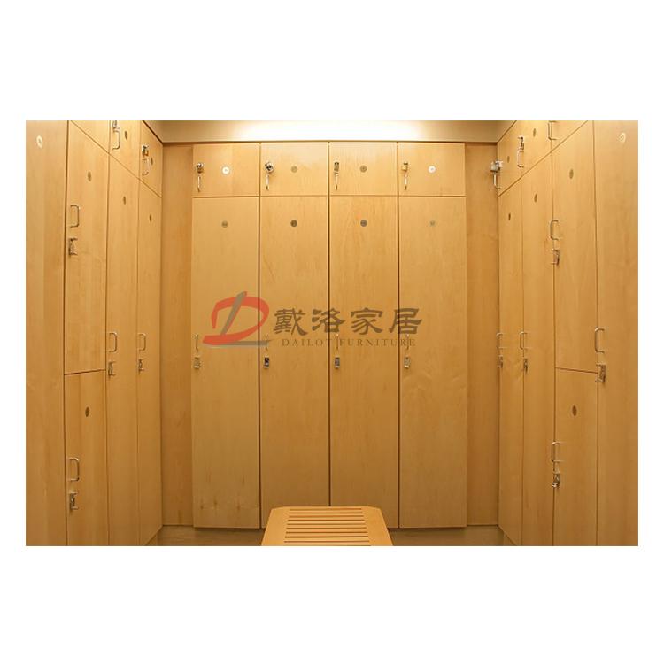 健身房木质更衣柜一般尺寸是多少?有什么讲究