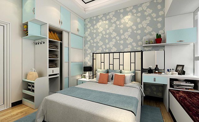 卧室+定制家居,如何打造出一个真正的家