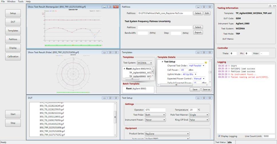 MaxSign自动化测量控制软件