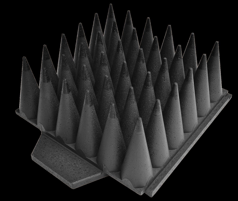 EPP硬质泡沫吸波材料