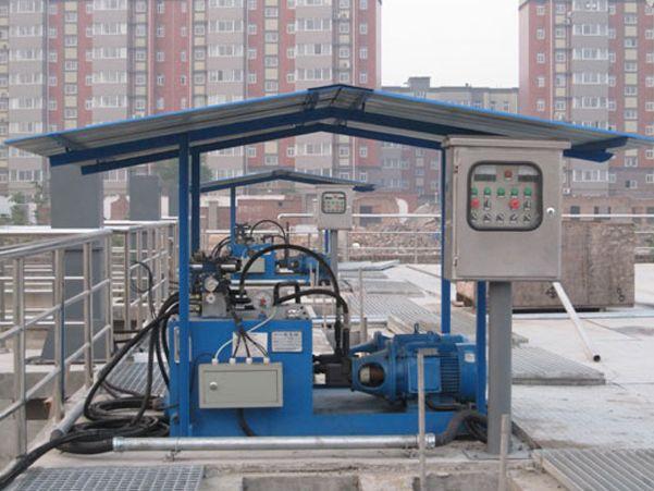 液压往复式刮泥机-郑州柿
