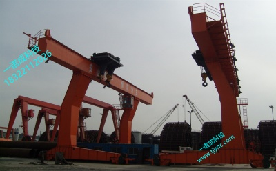 Single-beam Gantry Crane