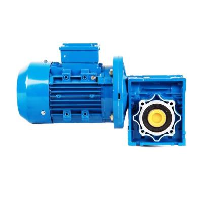 NMRV090-i-1.5KW蝸輪蝸桿減速機帶電機