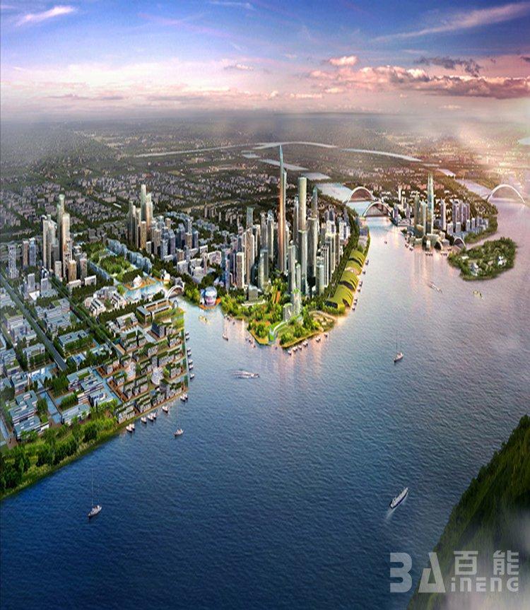 广州南沙新区灵山岛尖工程