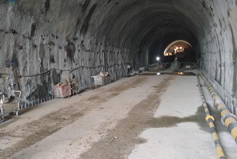 贵州独山隧道锚杆质量检测