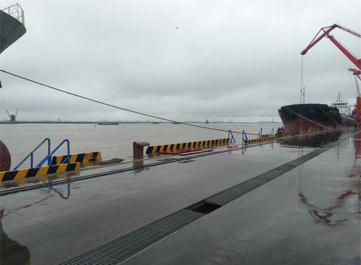 港口系泊纜繩張力在線監測