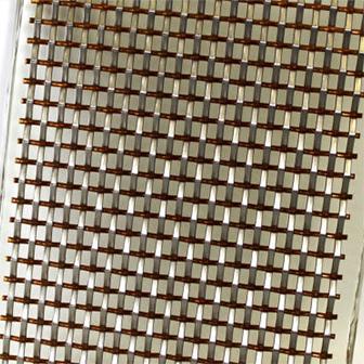 玻璃夹层装饰网案例