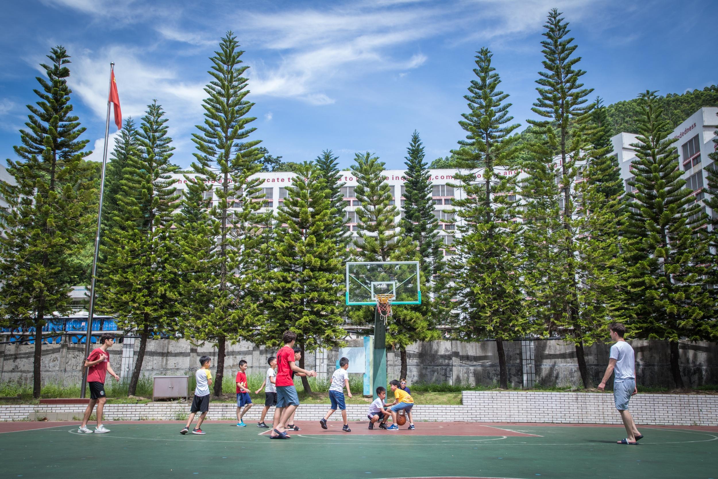 中美青年文化交流