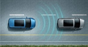 E:\上汽大众\VW车型资料\Tiguan&touran\Touran\01 图片\3D制作JPG\ACC高级自适应定速巡航(起步停车功能).jpg