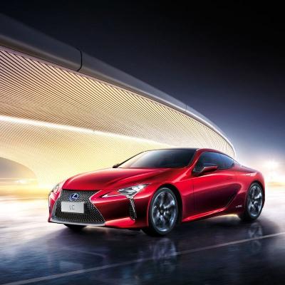 LC:探享新豪华艺术,旗舰级豪华GT轿跑全新雷克萨斯LC高度还原概念车