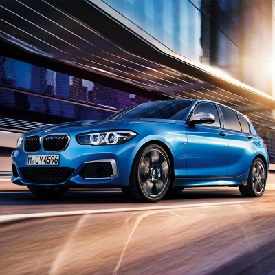 BMW 1系两厢运动轿车:动感于外,个性于内