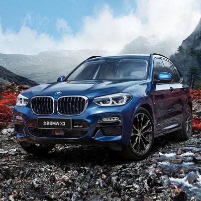 全新BMW X3:只需一眼,便为动感强健的气质深深吸引