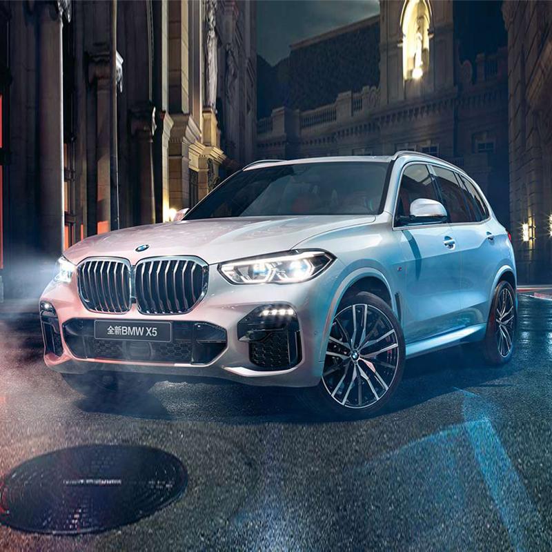 全系BMW X5:每一处肌理,皆显强悍气势