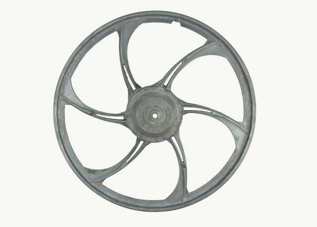 电动车一体轮