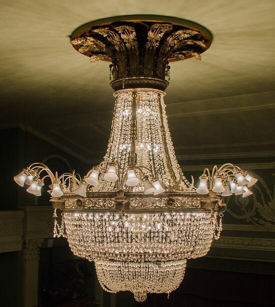 燈具商場淺談燈具清潔技巧