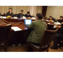 市委書記、市人大常委會主任楊敬農一行參加亳蕪現代產業園區調研