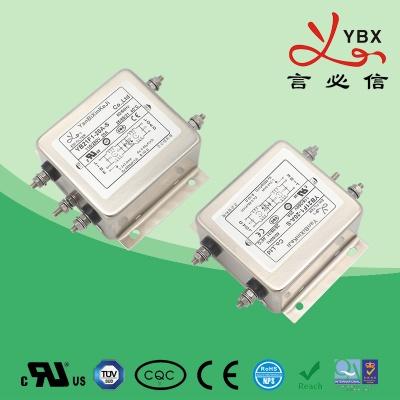 加强型电源滤波器21-22-35线路50A