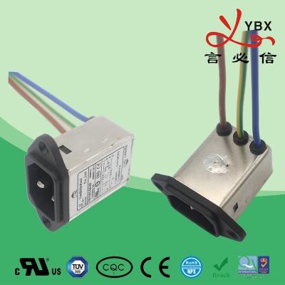 测量测试设备插座电源滤波器