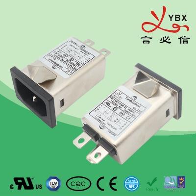 插座式滤波器YB11-A3-A4