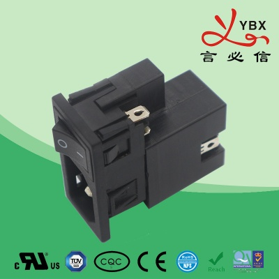 插座+开关滤波器YB11-B7