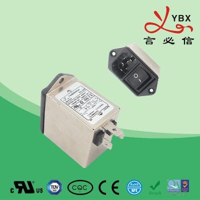 插座+开关滤波器YB11-B6