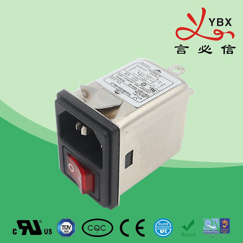 电子仪器 插座+开关 滤波器