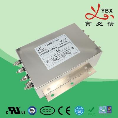 大型电力设备专用三相电源滤波器YX-94线路