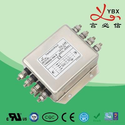 380V三相电源滤波器YX-93线路