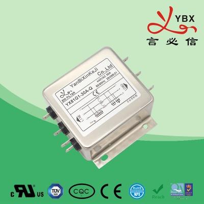 伺服电机专用电源滤波器YX-81线路