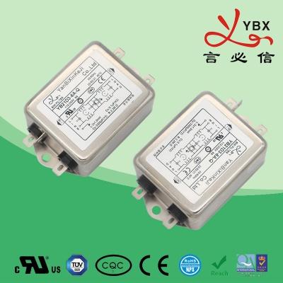 加强型电源滤波器24-27-28线路20A