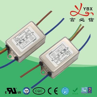 加强型电源滤波器24-27-28线路10A