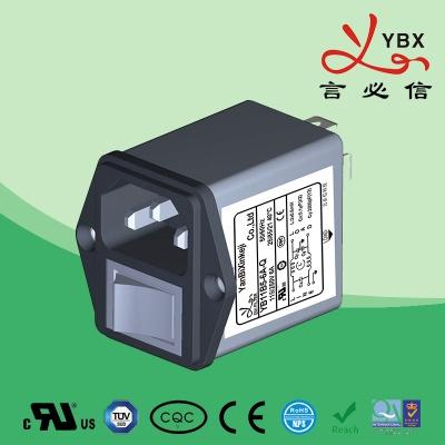 插座+开关滤波器YB11-B5