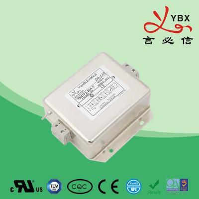 超强型单相电源滤波器41-42线路20A