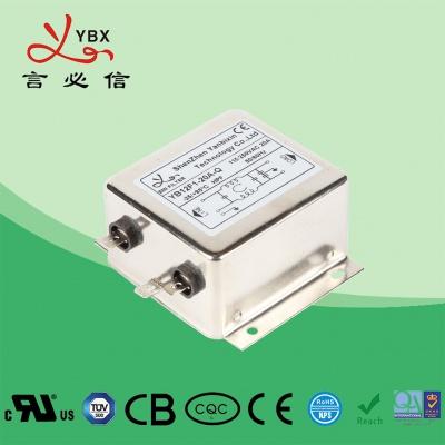 30-50A通用型单相电源滤波器