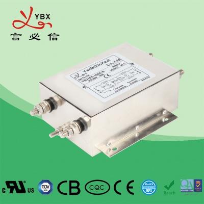 60-200A单相交流电源滤波器