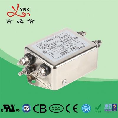 1-10A三级单相交流Lcr滤波器