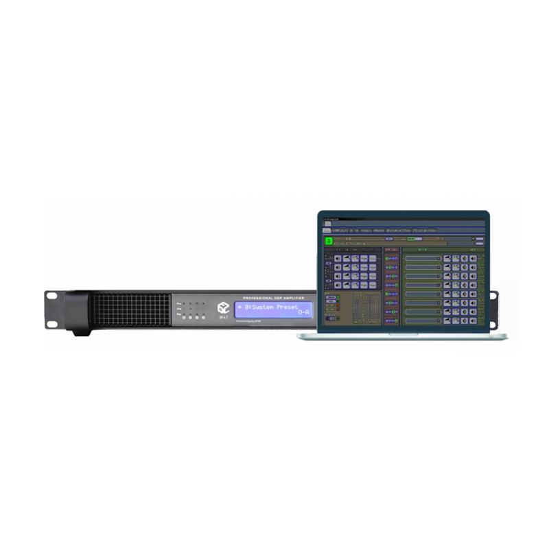专业版二进四出音频处理模块