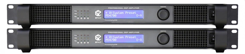 BP 系列 DSP 专业功率放大器