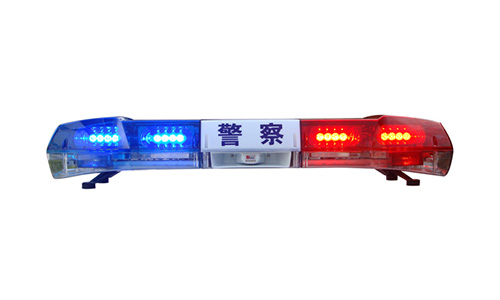 6000H-工字型长排警灯